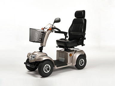 Scooter Ceres 4 Deluxe